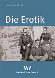 "Cover des Editionsbands ""Die Erotik"""